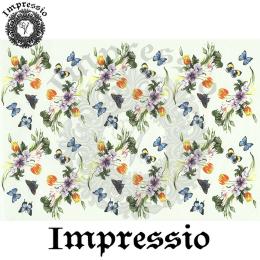 15444. Декупажная карта Impressio, плотность 45 г/м2