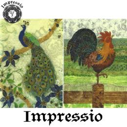 15451. Декупажная карта Impressio, плотность 45 г/м2