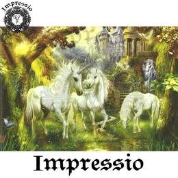 15462. Декупажная карта Impressio, плотность 45 г/м2