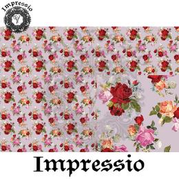 15492. Декупажная карта Impressio, плотность 45 г/м2