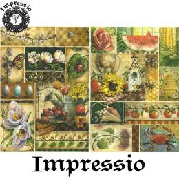 15616. Декупажная карта Impressio, плотность 45 г/м2