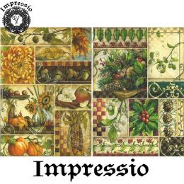 15617. Декупажная карта Impressio, плотность 45 г/м2