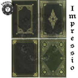 15654. Декупажная карта Impressio, плотность 45 г/м2