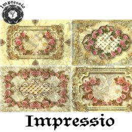 15659. Декупажная карта Impressio, плотность 45 г/м2