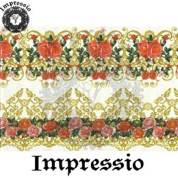 15663. Декупажная карта Impressio, плотность 45 г/м2