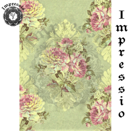 15738 Декупажная карта Impressio, плотность 45 г/м2