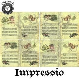 15743. Декупажная карта Impressio, плотность 45 г/м2