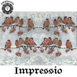 15749. Декупажная карта Impressio, плотность 45 г/м2