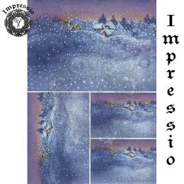 15750. Декупажная карта Impressio, плотность 45 г/м2