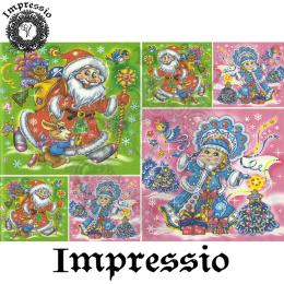 15751. Декупажная карта Impressio, плотность 45 г/м2