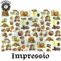 15759. Декупажная карта Impressio, плотность 45 г/м2