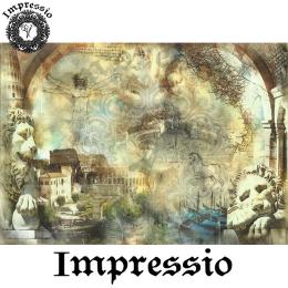 15766. Декупажная карта Impressio, плотность 45 г/м2