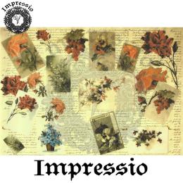 15772. Декупажная карта Impressio, плотность 45 г/м2