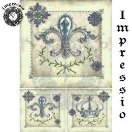 15782. Декупажная карта Impressio, плотность 45 г/м2