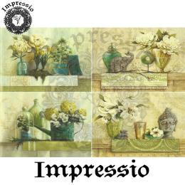 15810. Декупажная карта Impressio, плотность 45 г/м2