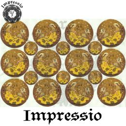 15873. Декупажная карта Impressio, плотность 45 г/м2