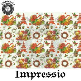 15886. Декупажная карта Impressio, плотность 45 г/м2