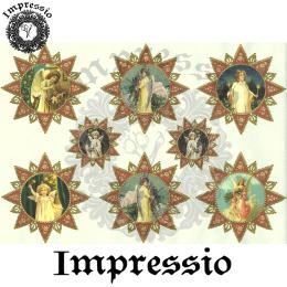 15998. Декупажная карта Impressio, плотность 45 г/м2