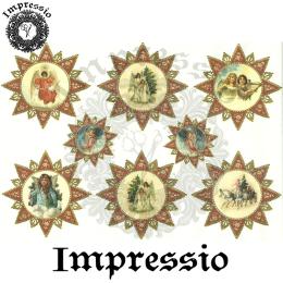 15999. Декупажная карта Impressio, плотность 45 г/м2