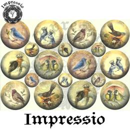 16004. Декупажная карта Impressio, плотность 45 г/м2