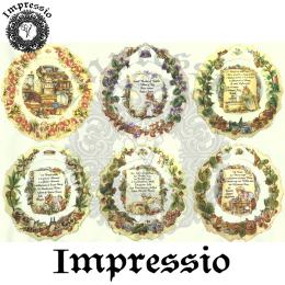 16014. Декупажная карта Impressio, плотность 45 г/м2