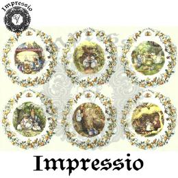 16016. Декупажная карта Impressio, плотность 45 г/м2