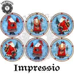 16087. Декупажная карта Impressio, плотность 45 г/м2