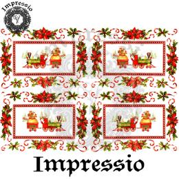 16089. Декупажная карта Impressio, плотность 45 г/м2