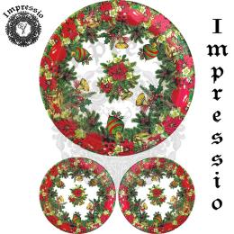 16092. Декупажная карта Impressio, плотность 45 г/м2
