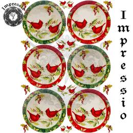 16096. Декупажная карта Impressio, плотность 45 г/м2