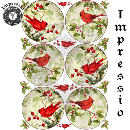 16098. Декупажная карта Impressio, плотность 45 г/м2