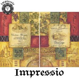 16113. Декупажная карта Impressio, плотность 45 г/м2