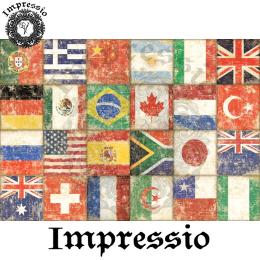 16188. Декупажная карта Impressio, плотность 45 г/м2
