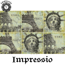 16192. Декупажная карта Impressio, плотность 45 г/м2