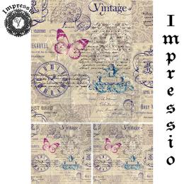 16248. Декупажная карта Impressio, плотность 45 г/м2