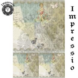 16249. Декупажная карта Impressio, плотность 45 г/м2