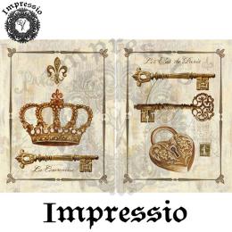 16260. Декупажная карта Impressio, плотность 45 г/м2