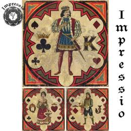 16264. Декупажная карта Impressio, плотность 45 г/м2