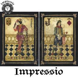 16266. Декупажная карта Impressio, плотность 45 г/м2