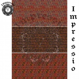 213414. Рисовая декупажная карта Impressio.  25 г/м2