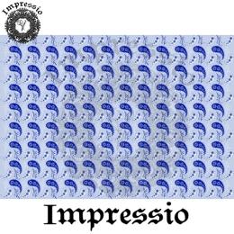 213761. Рисовая декупажная карта Impressio.  25 г/м2