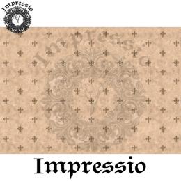 213837. Рисовая декупажная карта Impressio.  25 г/м2