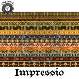 213866. Рисовая декупажная карта Impressio.  25 г/м2