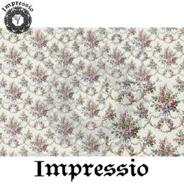 213874. Рисовая декупажная карта Impressio.  25 г/м2