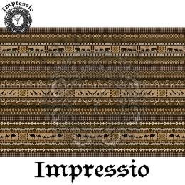 213982. Рисовая декупажная карта Impressio.  25 г/м2