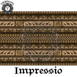 213983. Рисовая декупажная карта Impressio.  25 г/м2