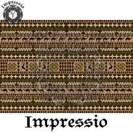213985. Рисовая декупажная карта Impressio.  25 г/м2