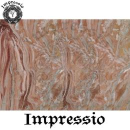 214026. Рисовая декупажная карта Impressio.  25 г/м2