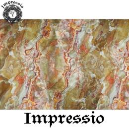 214027. Рисовая декупажная карта Impressio.  25 г/м2