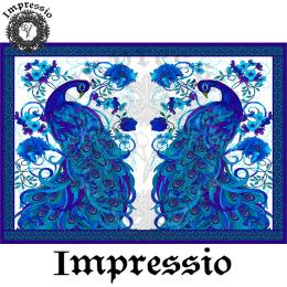 214070. Рисовая декупажная карта Impressio.  25 г/м2